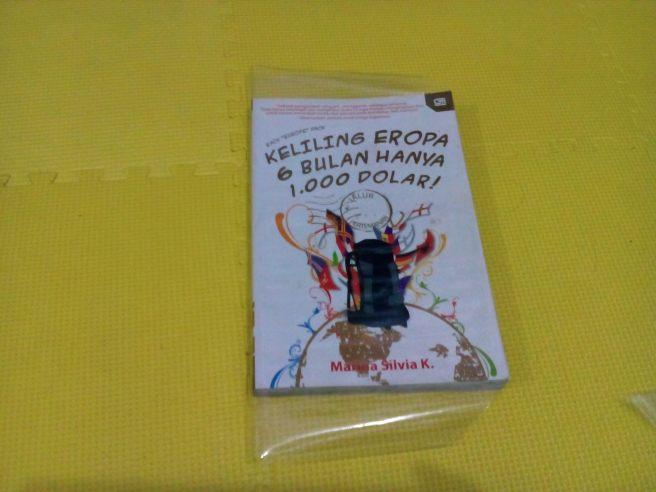 Tampilan Buku